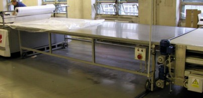 1652 Transfer convenyance laying table with air-cushion