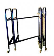 3211 - Transportation Trolley Z with wire removable shelf