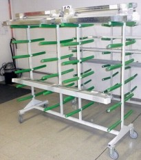 3255 Cart for Transport of rolled materials