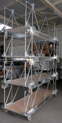 3256 Stacking cart