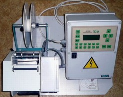 7502 - Cutting automat machine with rotary blade